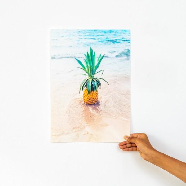 Poster - DIN A4 oder DIN A3, Naturpapier