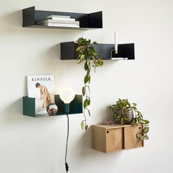 Wall Tray Lamp