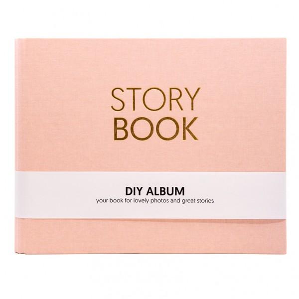 DIY Album Storybook - Fotoalbum / Scrapbook