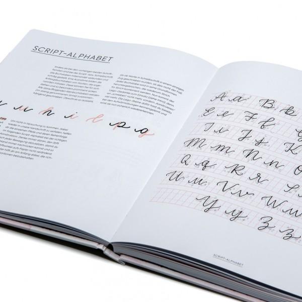 Hand Lettering Alphabete - von Frau Hölle