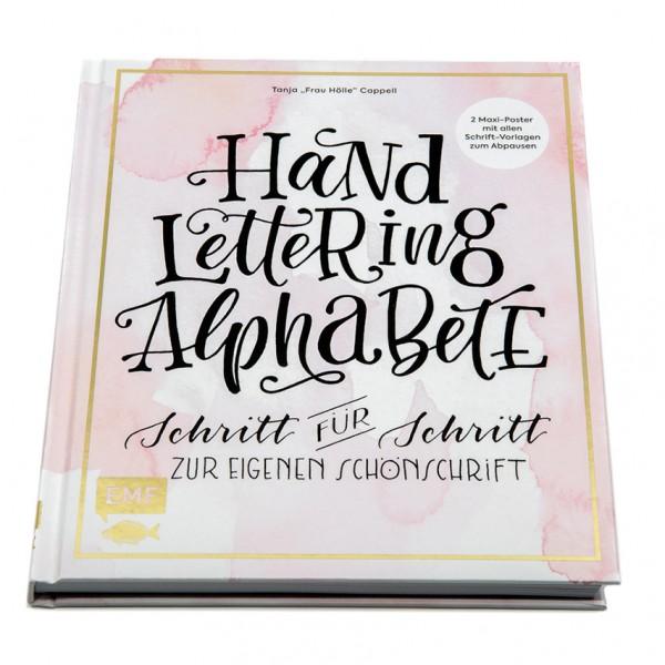 Hand Lettering Alphabete