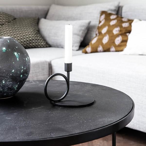 Kerzenständer Cirque - klein, Metall