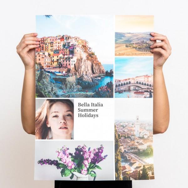 Poster - DIN A2, A3 oder A4, Naturpapier