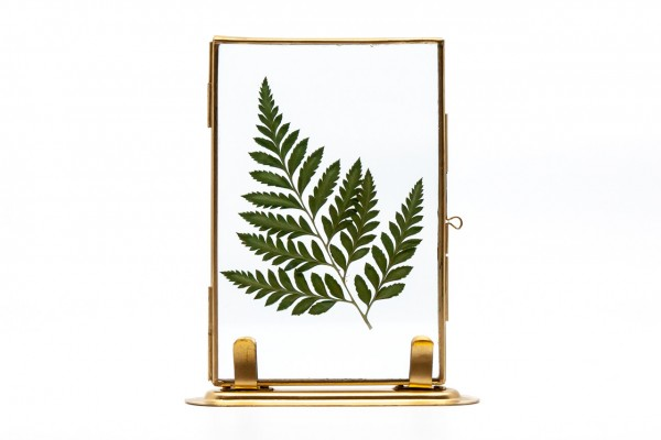 Photo Frame GLASS (standing)