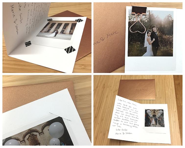 Dankeskarten-Hochzeit-Retro-Fotos-Ideen