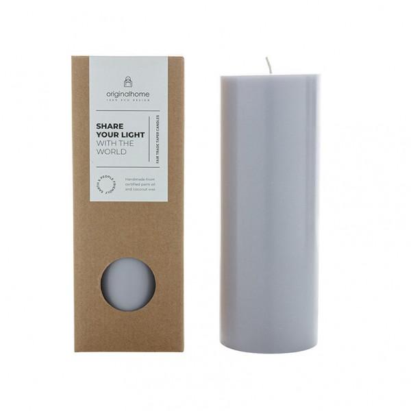 Kerze Pillar - verschiedene Farben