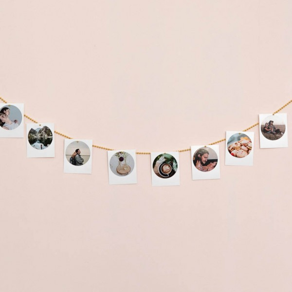 Magnetic Photo Rope PEARLS