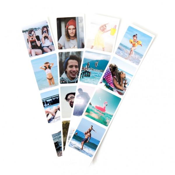 Fotostreifen - 4x20 cm, Fotokarton