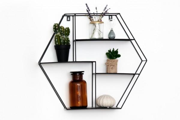 Wall Shelf HEXAGON