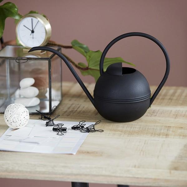 Gießkanne Plant - Eisen, schwarz