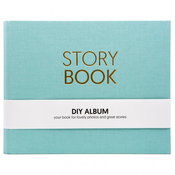 DIY Album Storybook - Fotoalbum / Scrapbook