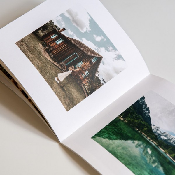 Fotobuch Old Mill Quadrat - 15x15 cm, Naturpapier