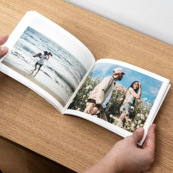 Fotobuch Old Mill Quer - 18,8x14,5 cm, Naturpapier