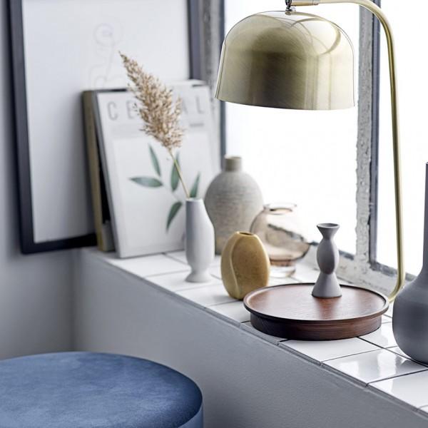 Vasen - 3er Set, versch. Formen, Steinzeug