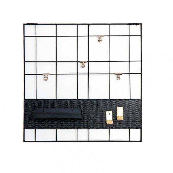 Wall Grid MEMO Square - Wandgitter
