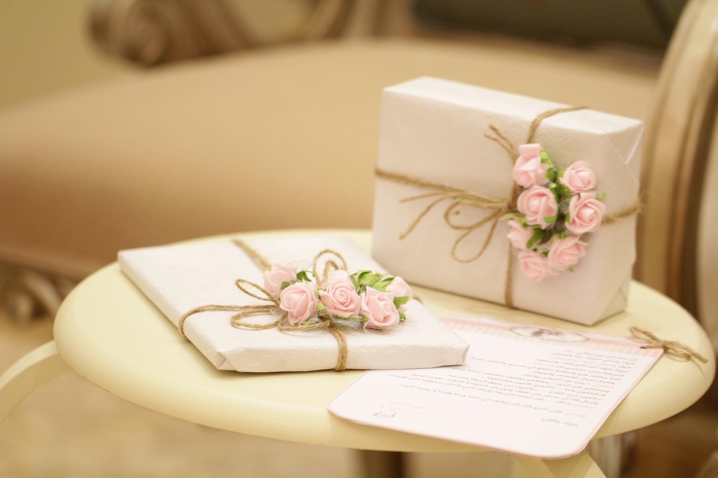 Tipps Für Geschenke Und Deko Zur Hochzeit Hejpix