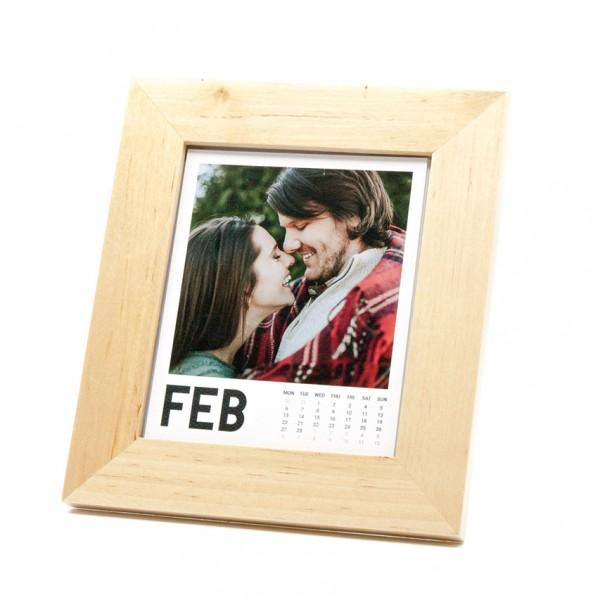Bilderrahmen - für Bilder im Format 9x11cm, Holz