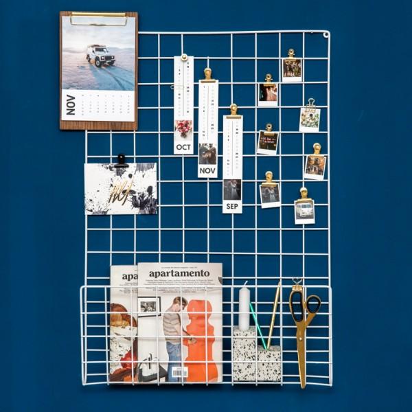 Wall Grid BASKET - Wandgitter