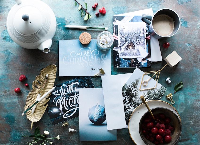 Weihnachtsgrüße Versenden Beispiele.Weihnachtskarten Sprüche Und Tipps Zum Gestalten Hejpix