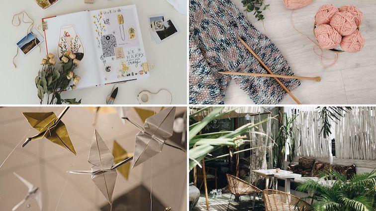 Kreative-Besch-ftigung-zuhause-hobby-kreativ-scrapbook-Pflanzen-stricken