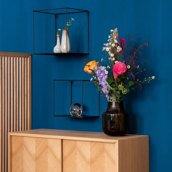Wall Shelf Set CUBES - Wandregale