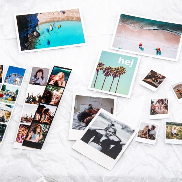 Prints - 3 versch. Formate, Fotokarton