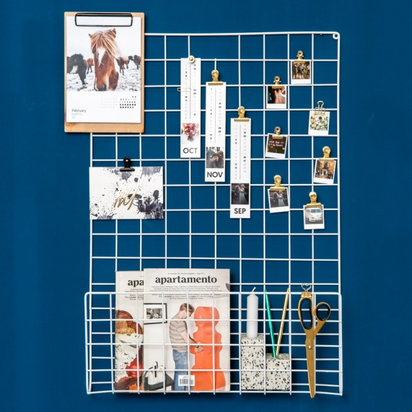 Wall Grid BASKET - Wandgitter