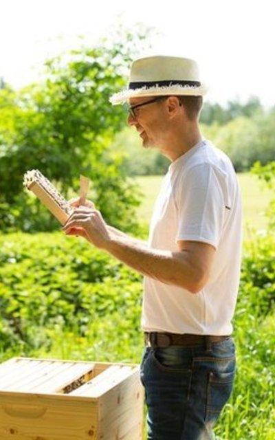 starke Auswinterungsvölker biozertifiziert Zander-Flachzarge
