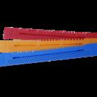 Zander Flachzargen-Beute 420x490mm, inkl. 30 Rähmchen