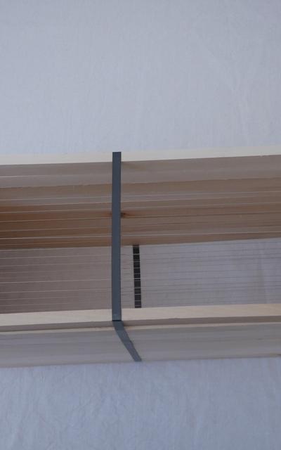 40 Rähmchen - Dadant US Honigraum, gerade Seiten. 482x448x141mm. Preis: 1,09,-€/Stk