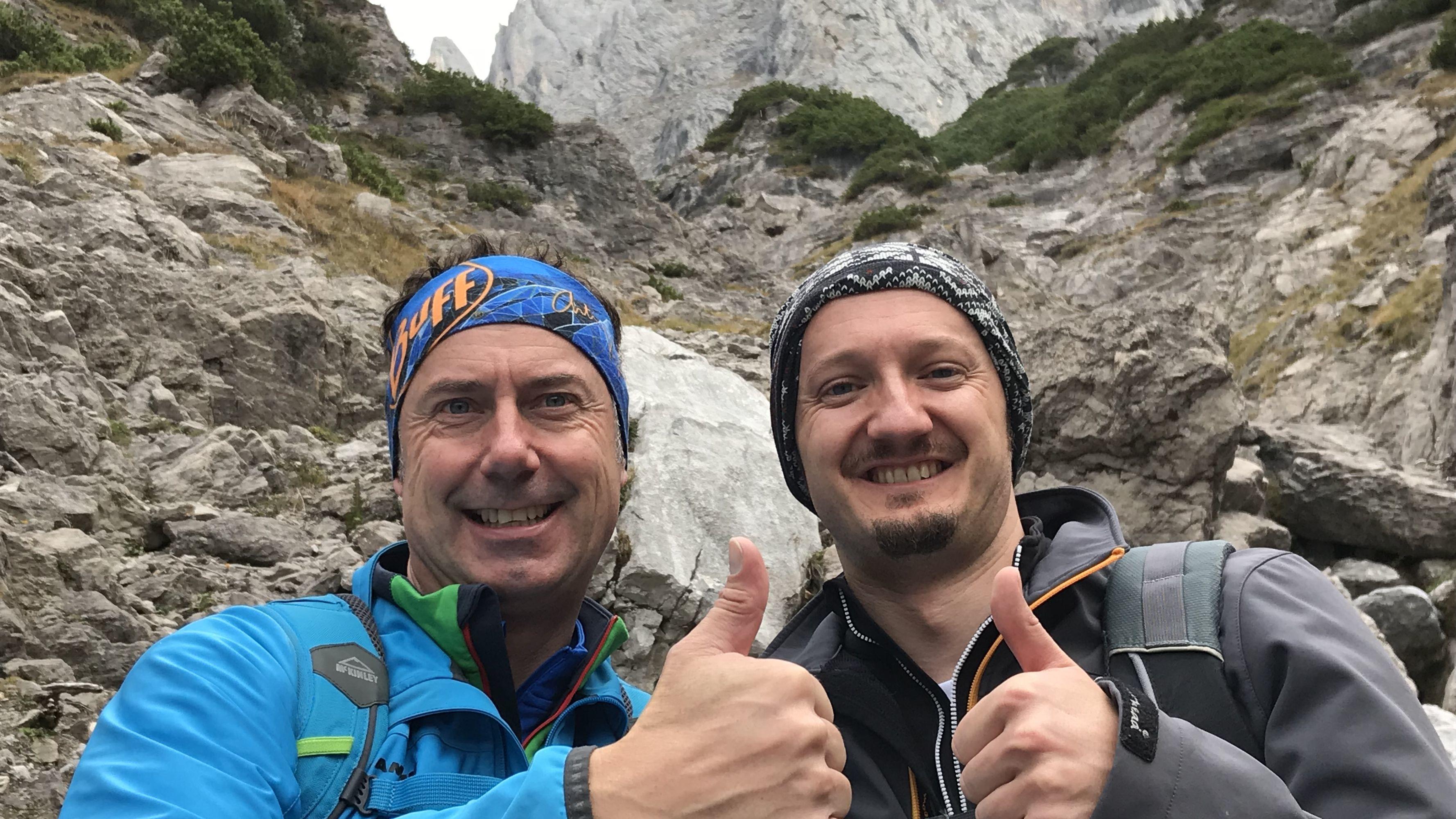 Mag. (FH) Helmut Schweinester & Johann Mösinger