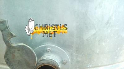 Christls met gold drip