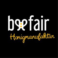 Logo beefair bg black