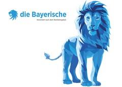Der neue lo%cc%88we der bayerischen