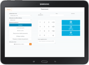caisse android
