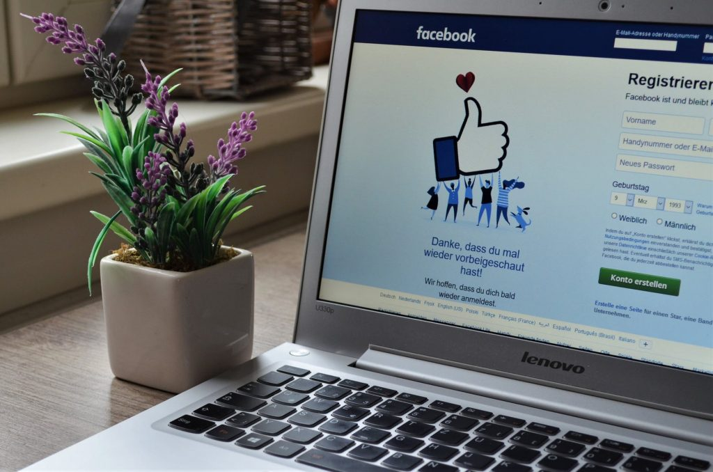 Facebookové stránky Facebookové stránky
