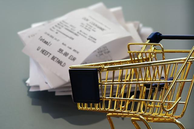 Imprimir recibo y facturas de compra