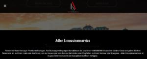 Adler-Limousinenservice