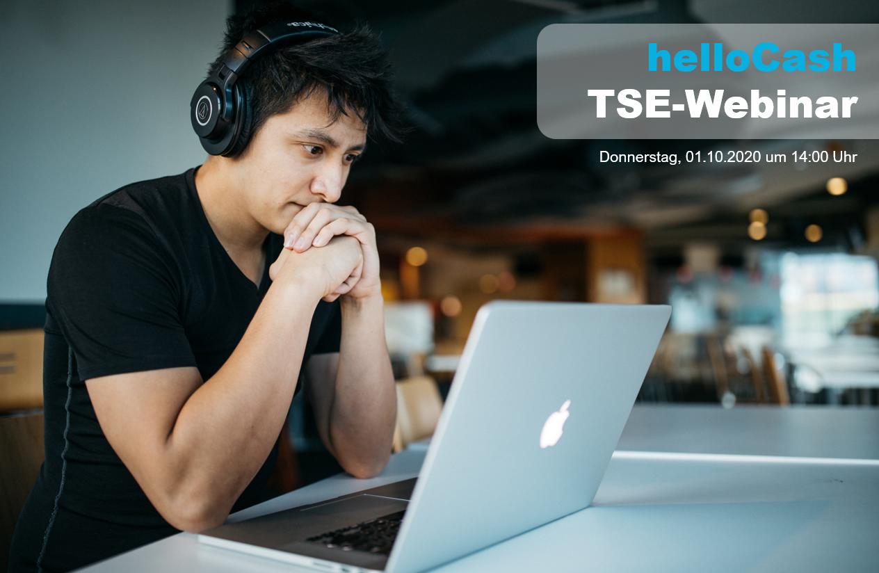 helloCash TSE-Webinar