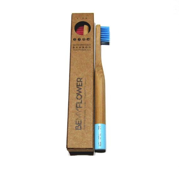 Οδοντόβουρτσα μπαμπού Παιδική BeMyFlower extra soft