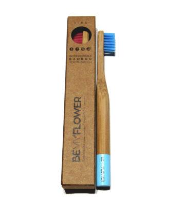 Οδοντόβουρτσα μπαμπού Παιδική BeMyFlower soft