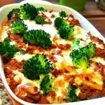 Saftiger-Nudel-Brokkoli-Hackfleisch-Auflauf