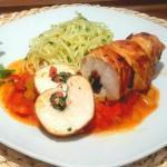 Gefüllte-Hühnerbrustfilets-mit-Spinat