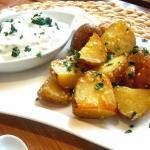 Sesamkartoffeln-mit-Kräuterquark1