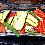 Gemüse-grillen
