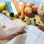 Warum ist Hühnerbrühe so gesund