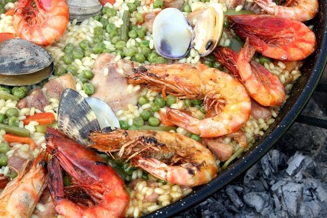 Spanische-Küche