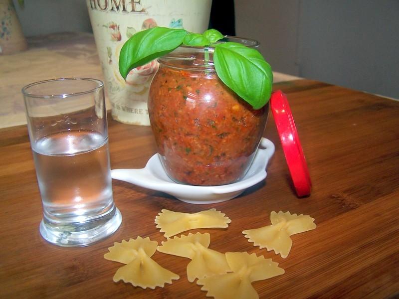 Tomatenpesto