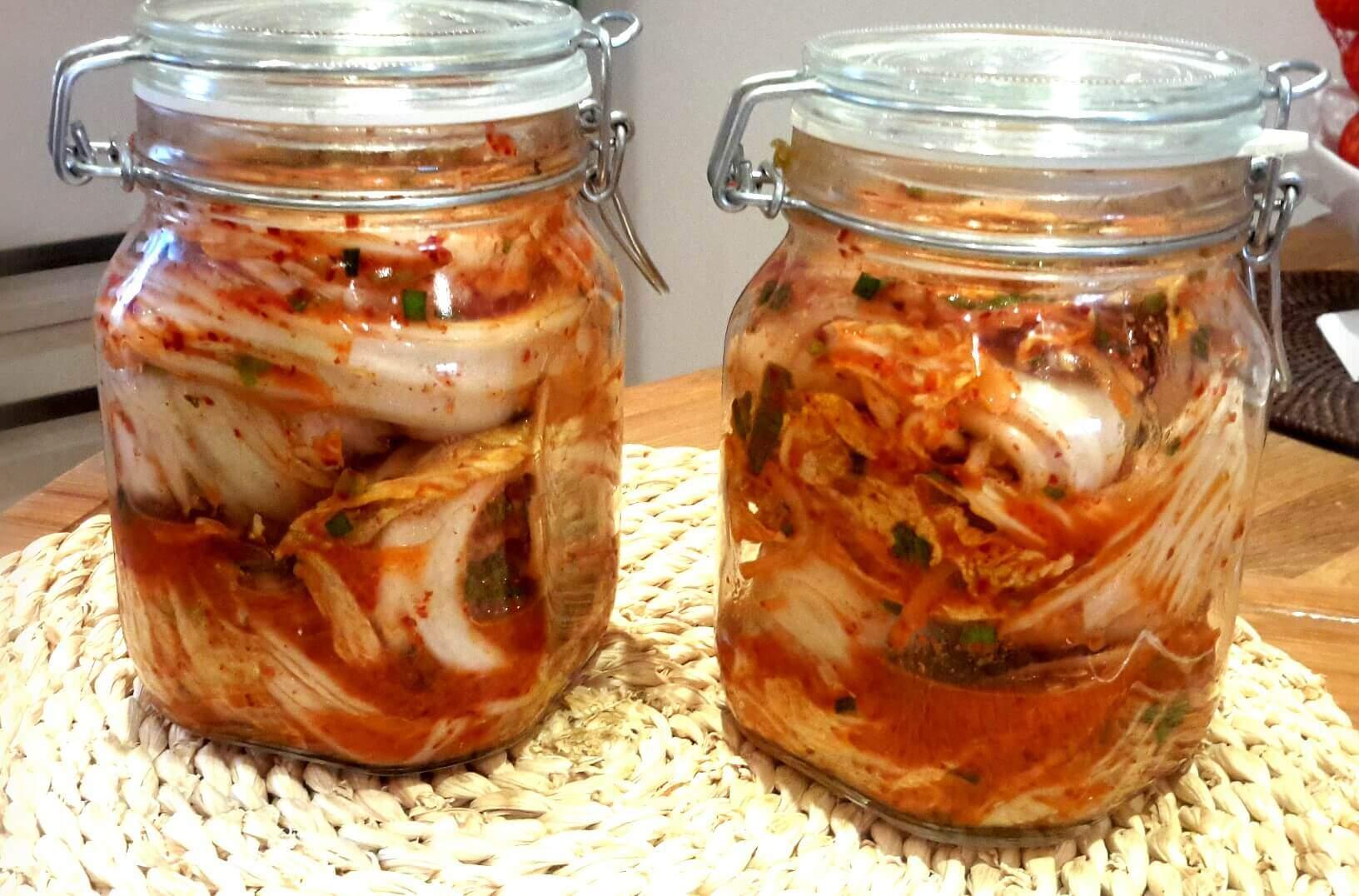 Eingelegtes Kimchi