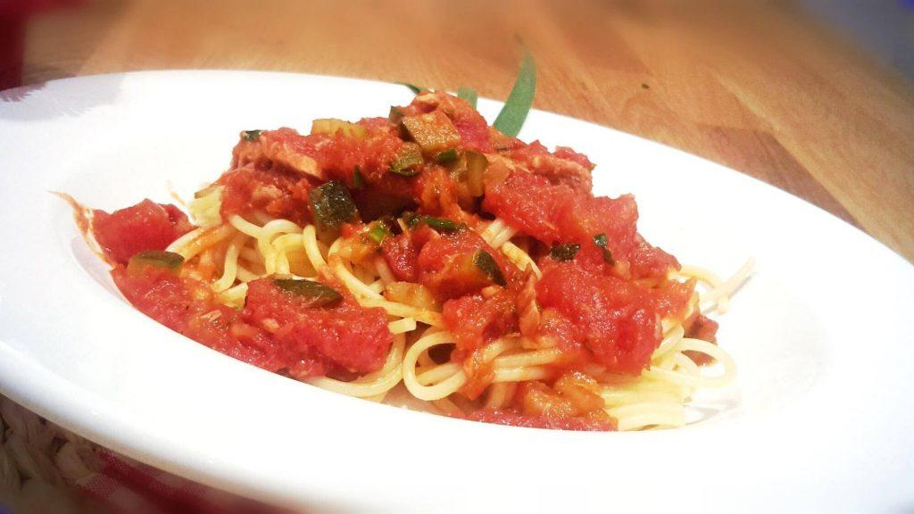 Thunfisch Pasta